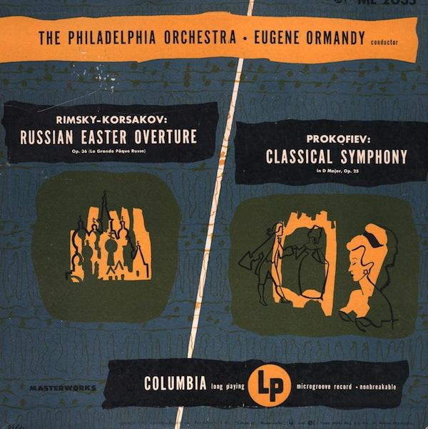Rimsky prokofiev ormandy 1